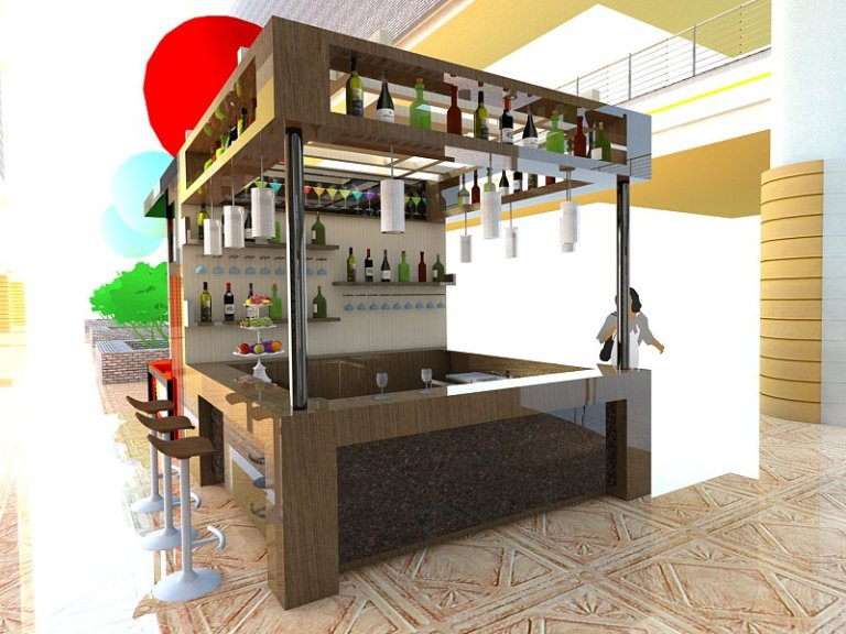 Mocktail Booth